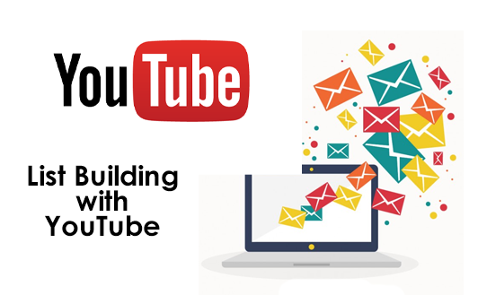 5 Proven Ways to Build an Email List from your YouTube Channel
